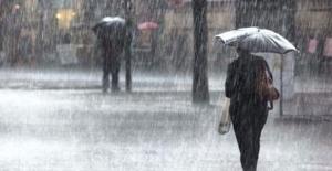 Meteorolojiden Samsun, Ordu Ve Güneydoğu Anadolu Bölgesi için Kuvvetli Yağış Uyarısı