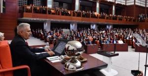 TBMM Başkanı Yıldırım: Türkiye Büyük Millet Meclisi, Çare Kapısıdır
