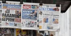 Türk Diplomatlarını Öldüren Kufodinas'a İzin Hakkı Tanınması Yunanistan'da Da Tepki Gördü