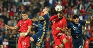 Türkiye, Bosna Hersek Maçından Gol Sesi Çıkmadı