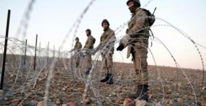 Yasa Dışı Sınır Geçişinde Bulunan 584 Kişi Yakalandı