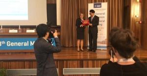 2018 Tıp Ödülü Prof. Dr. Seza Özen'e Verildi