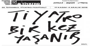 22. İstanbul Tiyatro Festivali Başlıyor