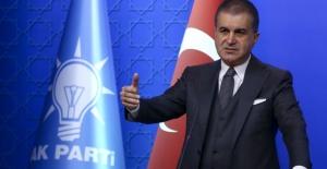 """AK Parti Sözcüsü Çelik: """"Rapor Tamamlanmak Üzere"""""""