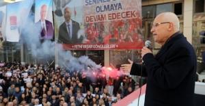 """Fethi Yaşar, """"Belediye Başkanlığı Siyaset Yapma Yeri Değildir"""""""