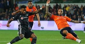 Beşiktaş, Başakşehir'e 1-0 Mağlup Oldu