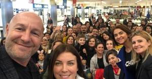 ''Bizi Hatırla'' Ankaralılarla Buluştu