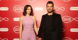 Iman-Murat Yıldırım Çiftinin Ömürlük Aşkları Emsan'ın Yeni Reklam Filmine İlham Oldu