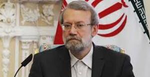 """İran Meclisi Başkanı Laricani, """"Halkımız Beyaz Saray'daki Canileri Pişman Edecek"""""""