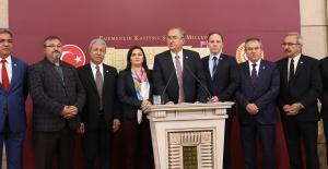 KİT Komisyonu Üyesi CHP'li Milletvekillerinden Suç Duyurusu