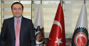 """Şahin, """"Lastik-İş Başkanı Karacan'ın Vefatı Bizi Derinden Üzmüştür"""""""