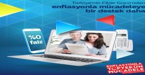 """Türk Telekom'dan Ödenmemiş Faturalar İçin """"Faizleri Sıfırlıyoruz"""" Kampanyası"""