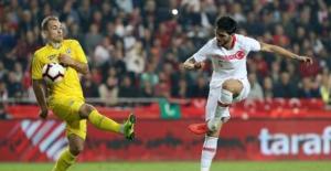 Türkiye Özel Maçta Ukrayna İle Golsüz Berabere Kaldı