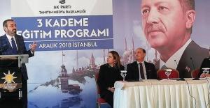 """AK Partili Ünal: """"Sanal Ortamda Da Bir Genel Merkez Kurduk"""""""