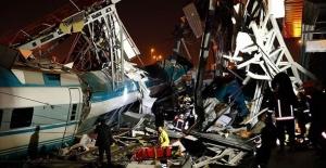 Ankara'da Yüksek Hızlı Tren Kazası: 4  Kişi Hayatını Kaybetti, Çok Sayıda Yaralı Var