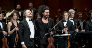 Borusan Filarmoni'ye Avrupa Turnesinde...