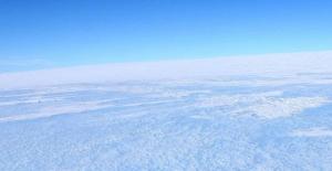 Çin, Antarktika'da Havaalanı İçin İdeal Mavi Buz Pisti Keşfetti