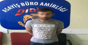 Didim'de Cezaevi Firarisi Yakalandı