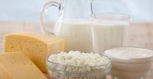 Ekim Ayında 774 Bin 681 Ton İnek Sütü Toplandı
