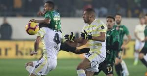 Fenerbahçe Küme Düşme Hattına Geriledi
