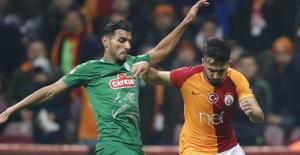 Galatasaray 2 Farklı Üstünlüğü Koruyamadı