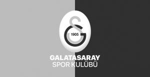 Galatasaray'dan Ankara'daki Tren Kazasına İlişkin Taziye Mesajı