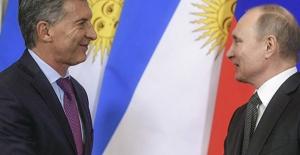 Rusya Ve Arjantin'den Nükleerde Stratejik İşbirliği Anlaşması