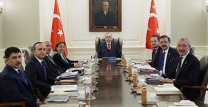 Türkiye Varlık Fonu Toplantısı Cumhurbaşkanı Erdoğan Başkanlığında Toplandı