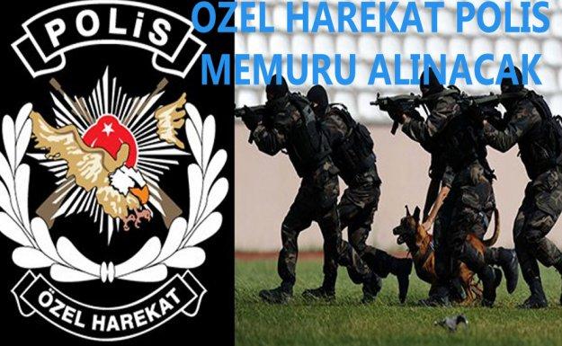 4 Bin Erkek Polis Memuru Alınacak
