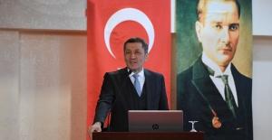 """Bakan Selçuk: """"Orası Sadece Çocuk Vakfı'nın Birikimi Değil Türkiye'nin Birikimi"""""""