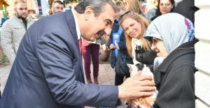 Başkan Soner Çetin: Halkımız İçin Çalışıyoruz