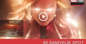 Captain Marvel'dan İlgi Çekici Altyazılı Bir Spot Yayınlandı!