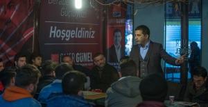 CHP Kuşadası Belediye Başkan Adayı Ömer...