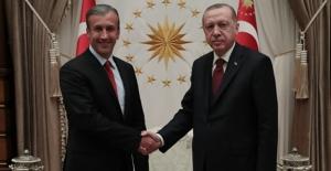 Cumhurbaşkanı Erdoğan, Venezuela Devlet Başkan Yardımcısı El Aissami'yi Kabul Etti