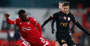 Galatasaray, Boluspor'u 1-0 Mağlup Etti
