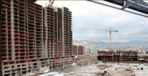 İnşaat Maliyet Endeksi Kasım'da Yüzde 3,13 Düştü