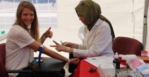 Kan Bağışında İlk Gün 15 Artış Yaşandı