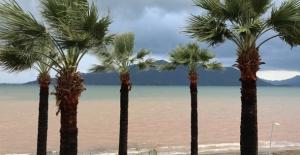 Marmaris İçin Yağış Ve Fırtına Uyarısı