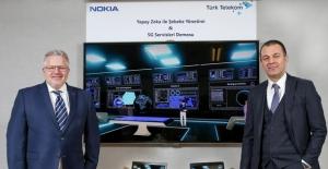 Türk Telekom 5G İle Yapay Zekâyı Birleştiriyor