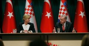 """""""Türkiye-Hırvatistan-Bosna Hersek Üçlü Danışma Mekanizması Yeniden Canlandırılmalı"""""""