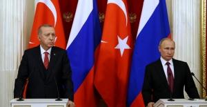 """""""Türkiye Ve Rusya İş Birliği, Suriye'nin Barış, Güvenlik Ve İstikrarı Açısından Bir Mihenk Taşıdır"""""""