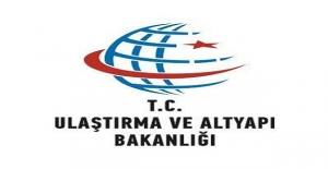 Ulaştırma Ve Altyapı Bakanlığı'ndan Kaza Açıklaması