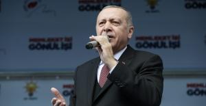 """""""17 Yıldır Türkiye'de Sadece Hizmet Ettik, Yatırım Yaptık, Eser Ortaya Koyduk"""""""
