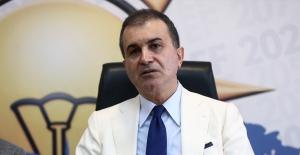 """AK Parti Sözcüsü Çelik: """"PKK Adına Tehditler İbretliktir"""""""