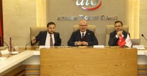 """ATO Başkanı Baran: """"İstikametimiz Bilişimde Yerli Üretim"""""""