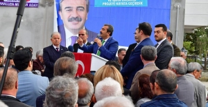 """Başkan Çetin: """"Projeleri Yok, Boş Laf Üretiyorlar"""""""