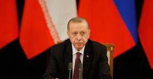 """""""Bizim Bütün Derdimiz, Suriye'nin Toprak Bütünlüğünün Sağlanmasıdır"""""""