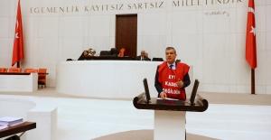 """CHP'li Barut: """"EYT Kader Değildir, EYT Türkiyedir"""""""