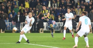 Fenerbahçe, Zenit'i 1-0 Mağlup Etti