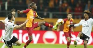 Galatasaray, Benfica'ya 2-1 Mağlup Oldu